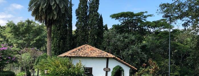 Hotel Fazenda Capoava is one of สถานที่ที่ Joao ถูกใจ.