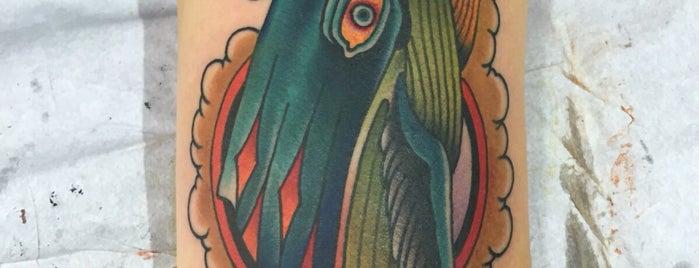 PMA Tatuagens is one of Locais curtidos por Joao.