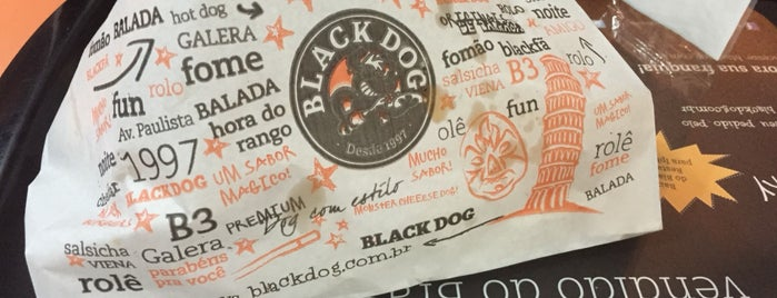 Black Dog is one of Lugares favoritos de Joao.