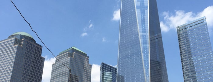 One World Trade Center is one of Tempat yang Disukai Joao.