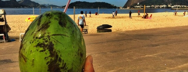 Praia do Flamengo is one of Orte, die Joao gefallen.