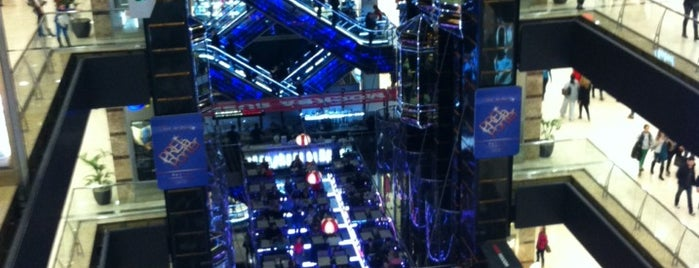Evropeisky Mall is one of Must go in Msc for M&M.