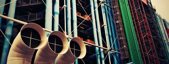 Centre Pompidou – Musée National d'Art Moderne is one of dex.
