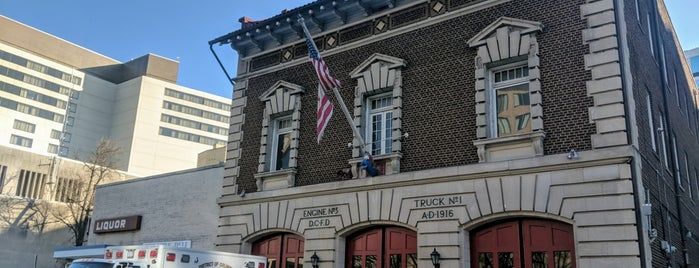DC Fire & EMS Museum is one of 111 Places in Washington You Must Not Miss.