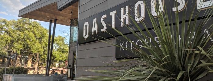 Oasthouse Kitchen + Bar is one of Matt 님이 좋아한 장소.