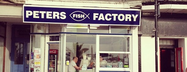 Peter's Fish Factory is one of UK.