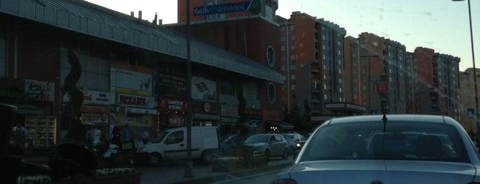 Başakşehir 5. Etap is one of Bayrampaşa Çiçekçi.