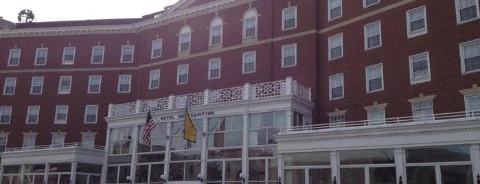 The Hotel Northampton is one of Boston.