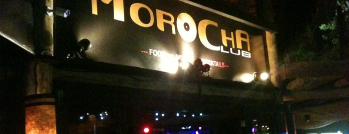 Morocha Club is one of Por Aqui.