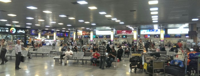 Terminal 4 | ترمینال ۴ is one of Orte, die Yunus gefallen.