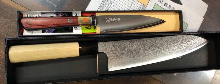Tower Knives OSAKA is one of Osaka to do.