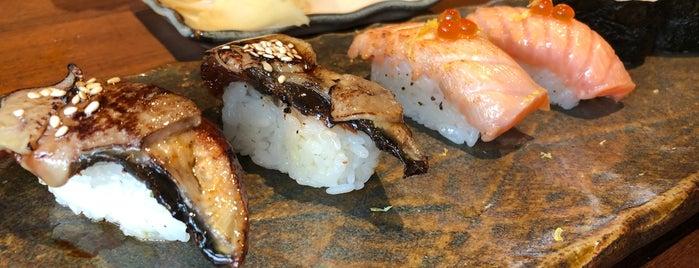 Robata Japanese Grill is one of Comida japonesa y más.
