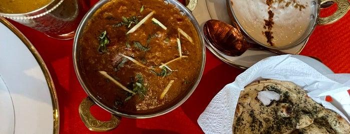 Indian Paradise is one of Los Mejores Restaurantes en CDMX.