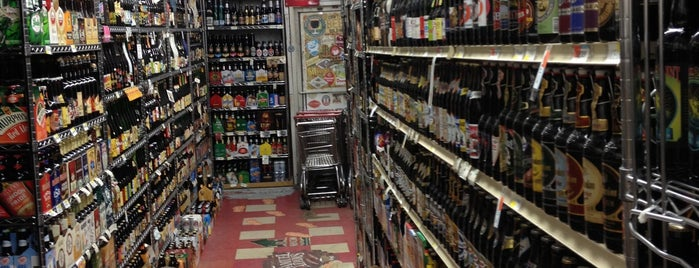 Eagle Provisions is one of NYC Craft Beer.