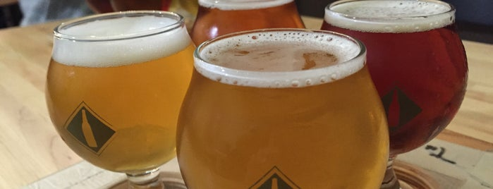 Blank Slate Brewing Company is one of Cincy's Best - Breweries.