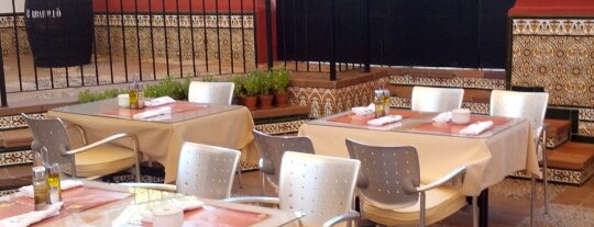 Restaurante Pizzaiolo is one of where to eat in cordoba spain.