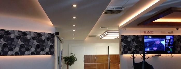 Business Lounge (GYD) is one of Baku, AZ.