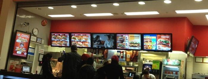 Burger King is one of Bandırma.