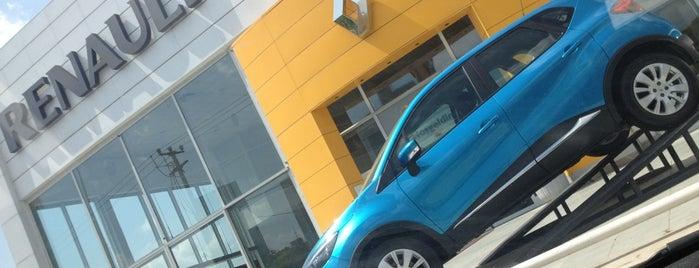 Renault Karoto is one of Özgür 님이 좋아한 장소.