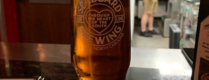 Seaboard Brewing | Taproom | Wine Bar is one of Breweries or Bust 3.