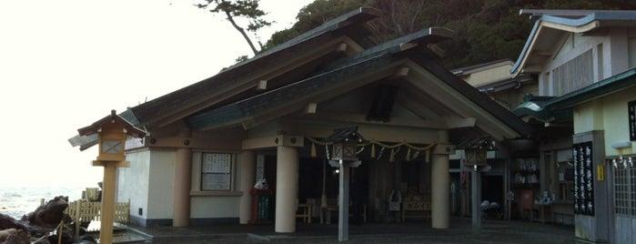 二見興玉神社 is one of 伊勢と周辺。.