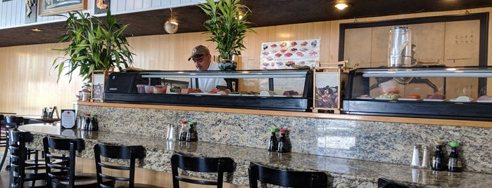 Bushido Sushi is one of Gespeicherte Orte von Lindsay.
