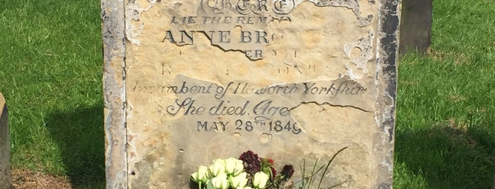 Anne Bronte's Grave is one of Posti che sono piaciuti a Carl.