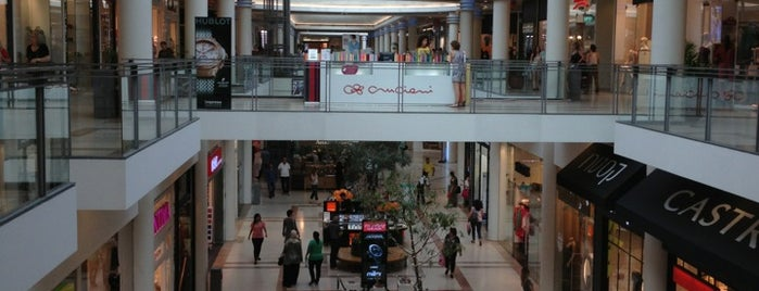 Ramat Aviv Mall is one of I heart Tel Aviv.