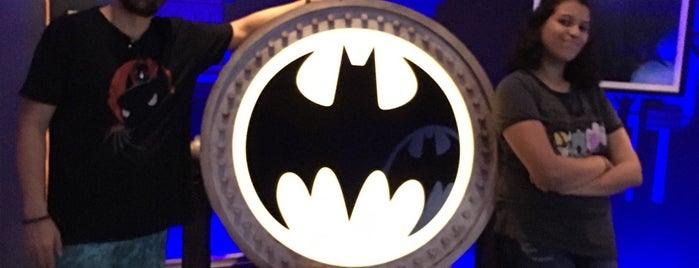 Batman 80 is one of Tempat yang Disukai André.
