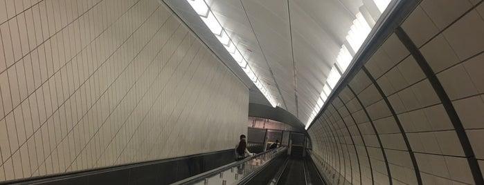 MTA Subway - 34th St/Hudson Yards (7) is one of Jason : понравившиеся места.