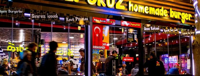 Zilli Öküz Homemade Burger is one of Antalya.