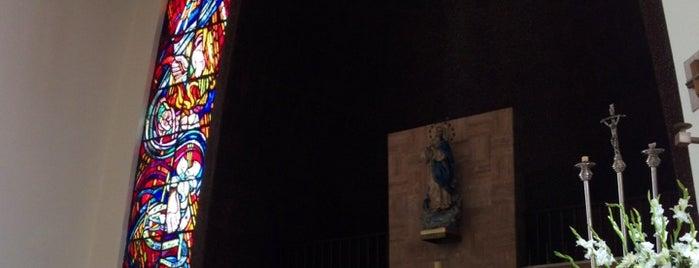 Basílica y Parroquia La Purísima is one of Weekend Monterrey.