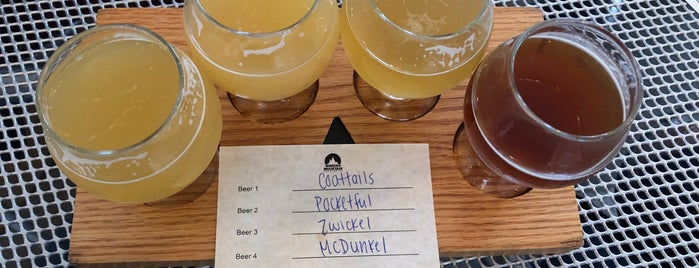 Missing Mountain Brewing Co is one of Favorite Breweries.