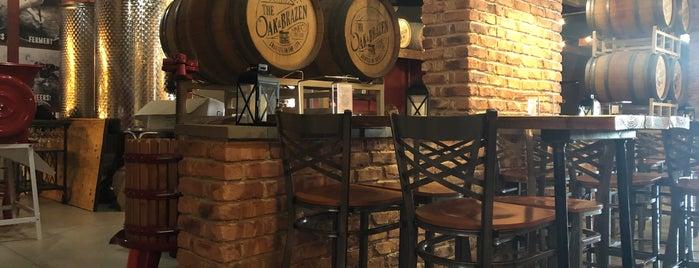 Oak & Brazen Wine Company is one of Christina 님이 저장한 장소.