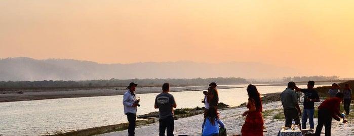 Narayani River is one of Nepal.