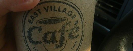 East Village Café is one of Coffee.