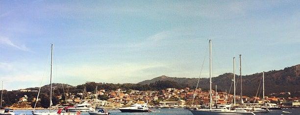 Puerto Aldan is one of GZ.