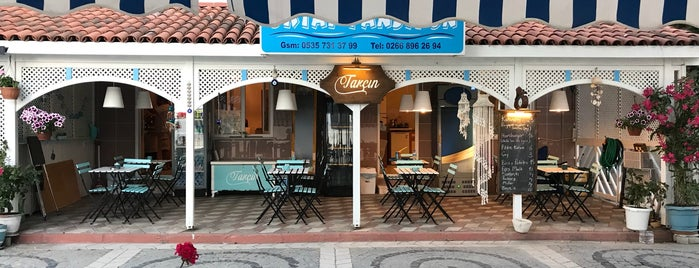 Tarçın Cafe Bar is one of Avşa.