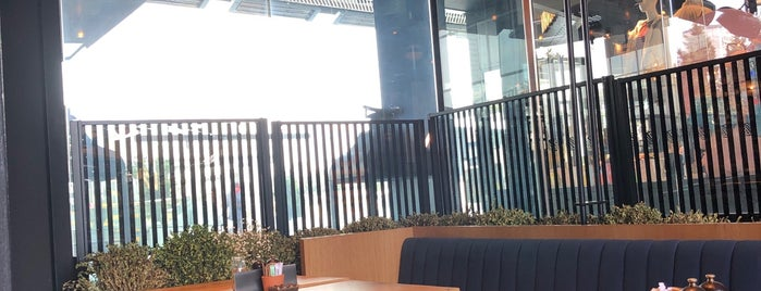 Vakkorama Cafe is one of สถานที่ที่ Vildan ถูกใจ.