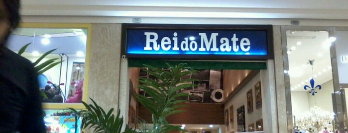 Rei do Mate is one of Tempat yang Disukai Cris.