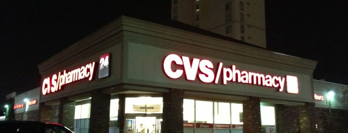 CVS pharmacy is one of Lieux qui ont plu à 💫Coco.