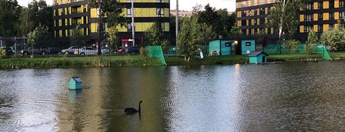 Упсала-Парк is one of สถานที่ที่บันทึกไว้ของ Vladimir.