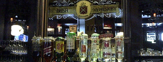 O'Reilly's Irish Pub is one of Locais salvos de Didem.