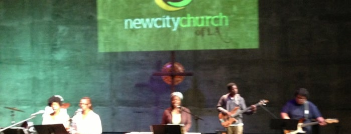 New City Church of Los Angeles is one of My home LA.
