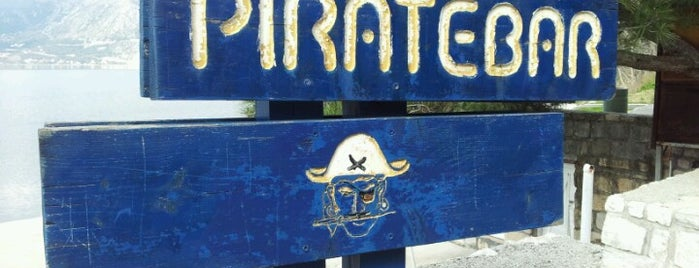 Pirate is one of Croatia-Montenegro.