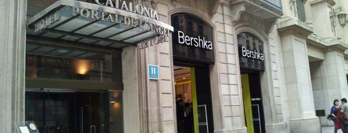 Bershka is one of Barcelona 2018.