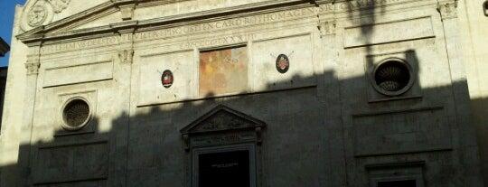 Basilica di Sant'Agostino is one of Rome / Roma.