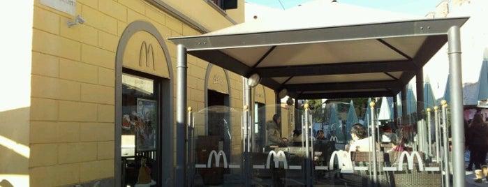 McDonald's is one of Alexandra : понравившиеся места.