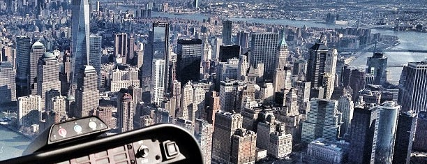 Downtown Manhattan Heliport is one of Locais curtidos por Friedrich.