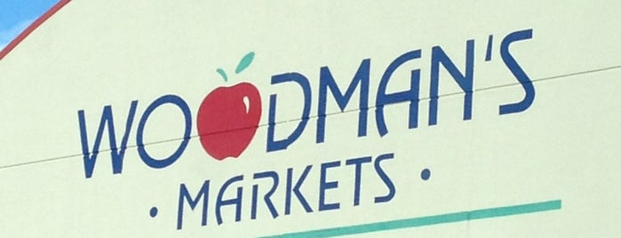Woodman's Food Market is one of Places I want to Go.
